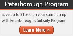 Peterborough Subsidy
