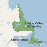 Our Newfoundland and Labrador Service Area