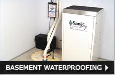 Basement Waterproofing in Newfoundland and Labrador