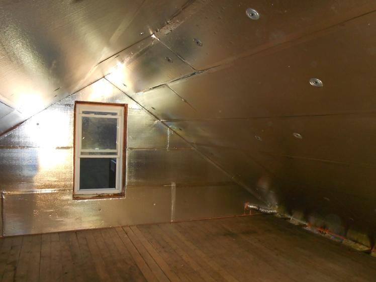 SuperAttic Attic Insulation System in Central MD | Attic Insulation Contractor Maryland