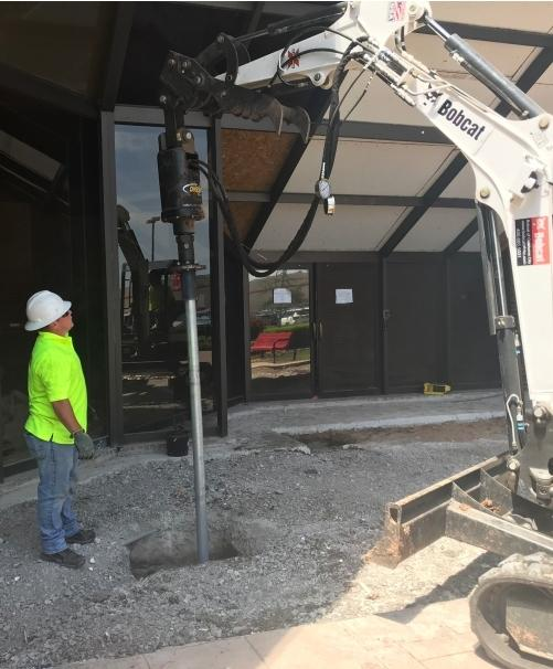 Commercial Foundation Repair in Oklahoma