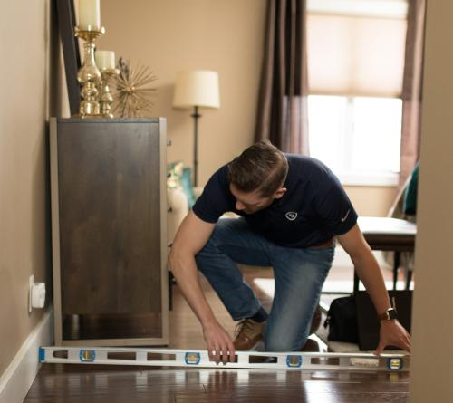 Foundation Inspection Contractor in Greater Tulsa