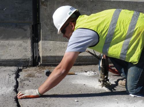 Commercial Highway Repair Contractor Greater Edmond