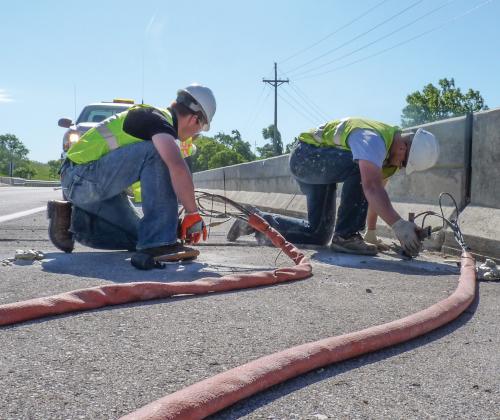 Greater Broken Arrow Commercial Concrete Repair