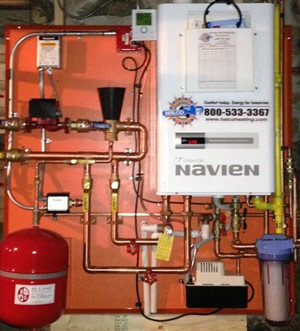 Gas Boilers Replacements and installations in New York