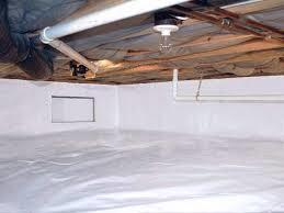 Crawl Space Encapsulation System in Syracuse