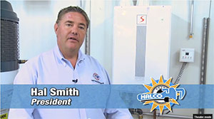 Tankless Water Heater video for Newark homeowners