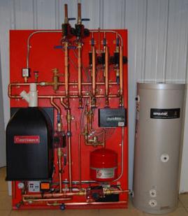 Preassembled Boiler