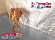 ThermalDry - Garder le plancher chaud, sec et confortable