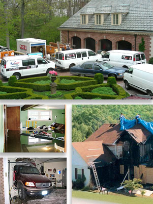 United Services provides full service restoration after any disaster