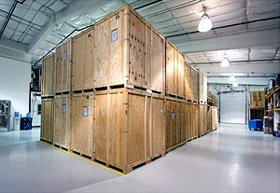 Storage by United Services