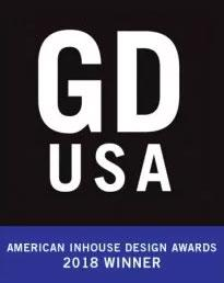 GDUSA 2018 Inhouse Design Winner