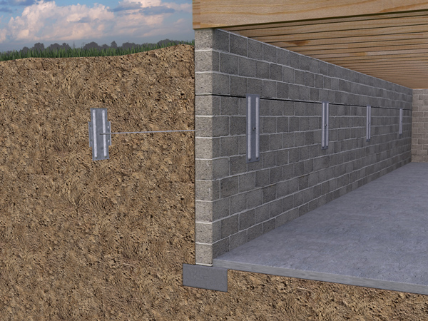 Solutions for Bowing Walls