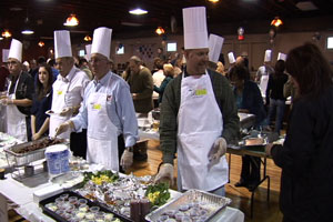CTBS Volunteers Help Raise $50,000 for Non profit through Men Who Cook