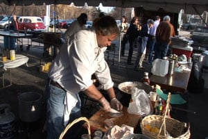 Men Who Cook Fundraiser in Ansonia