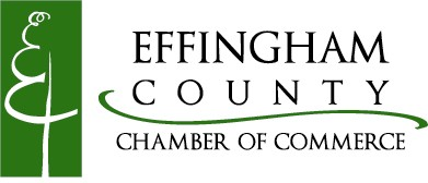 We're a proud member of the Effingham County Chamber of Commerce.