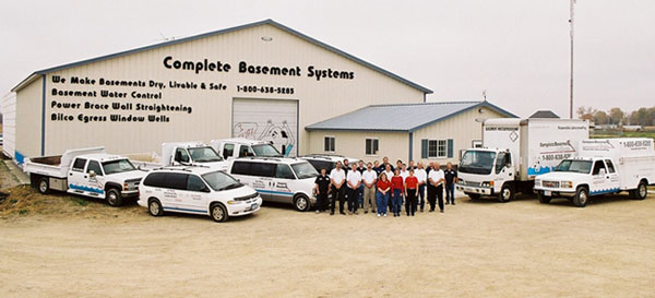 Victor Barke's Complete Basement Systems