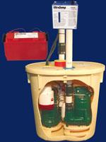 Triple Safe™ sump pump in wisconsin & minnesota