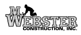 M. Webster Construction, Inc. Serving Pennsylvania