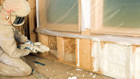 Dr. Energy Saver offers Insulation Services in the Greater Metroplex Area