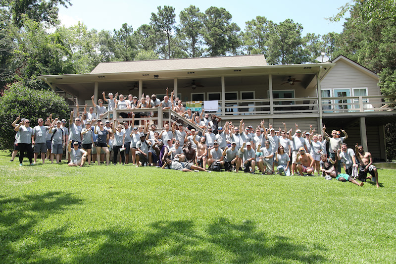 Cantey Foundation Team Photo 1