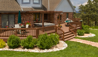 CT Painters can paint, stain and refinish your Connecticut deck