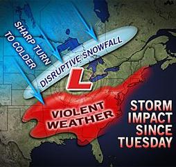 michigan weather report