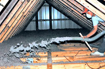 Insulating a House for Energy Efficiency