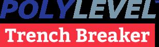 PolyLevel® Trench Breaker installation