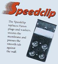 speedclip waterproofing product logo