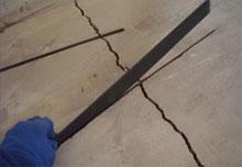 Install super high strength carbon fiber laminate