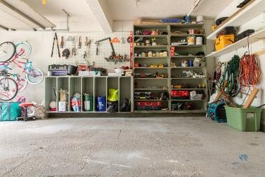 Damaged garage floor Severna Park, Crofton, Arnold
