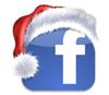 Facebook Christmas icon