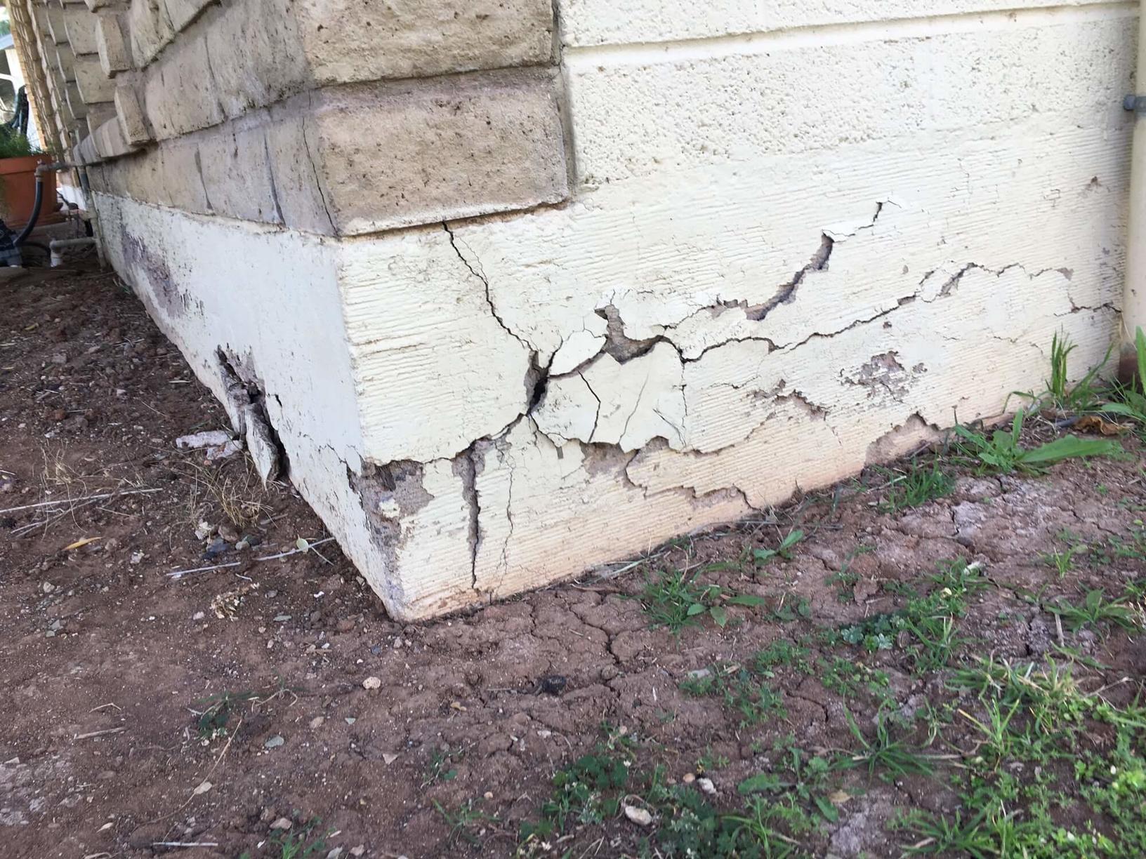 Stem Wall Repair & Concrete Repair in Phoenix