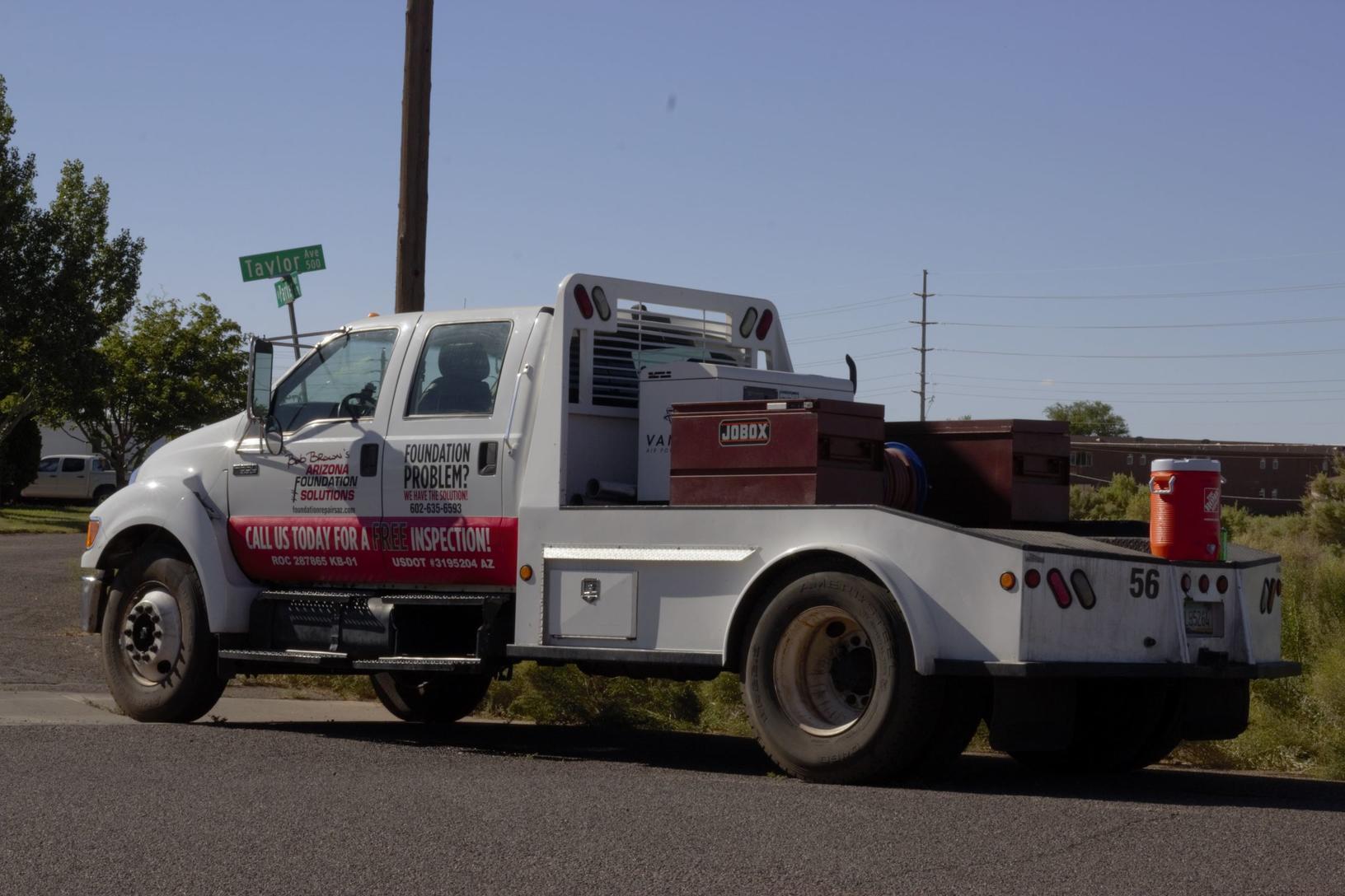Foundation & Concrete Repair Contractor in Arizona
