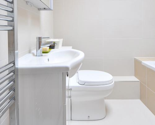 Greater Chatham New Toilet Installation