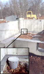 Foundation Waterproofing with CactusBoard