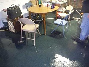 Waterproof a basement in MI
