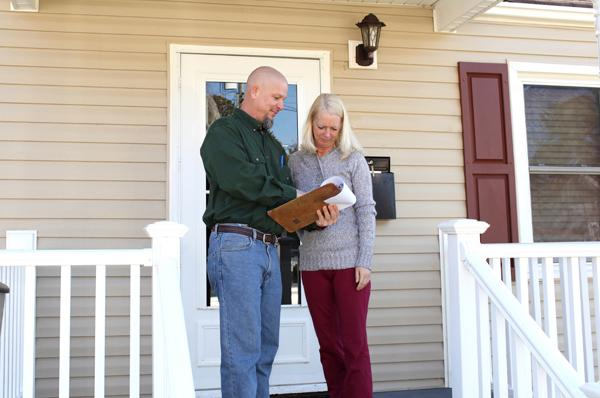 Home Energy Evaluation Services