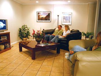 Basement Living Room- Basement Finishing Montrose