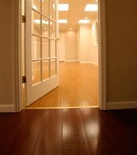 Basement Wood Flooring installed in Nutria, Colorado