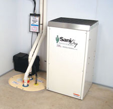 Complete Sump Pump Installation with our Durango contractors