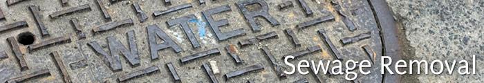 Sewage Removal Specialists in CA, including Van Nuys, Woodland Hills & Westlake Village.