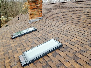 skylight installation in Eastern Connecticut & Rhode Island
