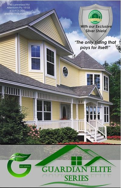 siding brochure front