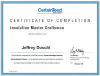 CertainTeed Insulation Master Craftsman