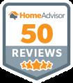 50 Reviews Home Advisor