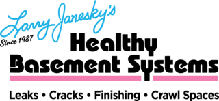 Healthy Basement Systems Logo