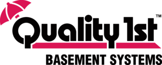 Quality 1st Basement Systems Logo
