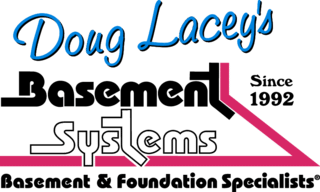 Doug Lacey's Basement Systems Logo